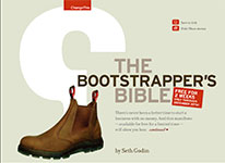 The Bootstrapper's Bible - Seth Godin