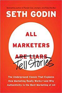 Seth Godin - All Marketers Are Liars