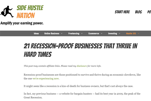 21 Recession-Proof Businesses That Thrive in Hard Times