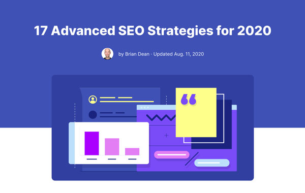 17 Advanced SEO Strategies for 2020