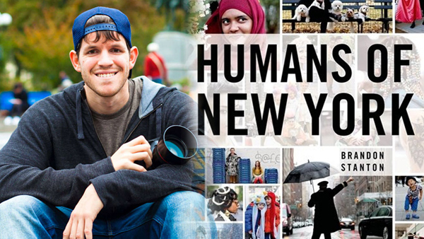 The Story of Humans of New York in a Twitter Thread