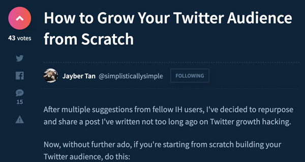 How to Grow Your Twitter Audience from Scratch