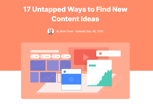 17 Untapped Ways to Find New Content Ideas