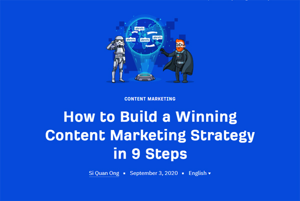 Build a Winning Content Marketing Strategy