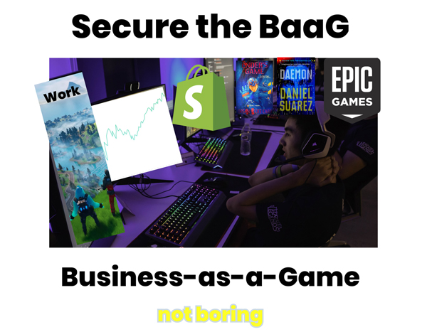 Business as a Game