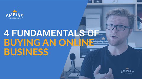 4 Fundamentals of Buying an Online Business