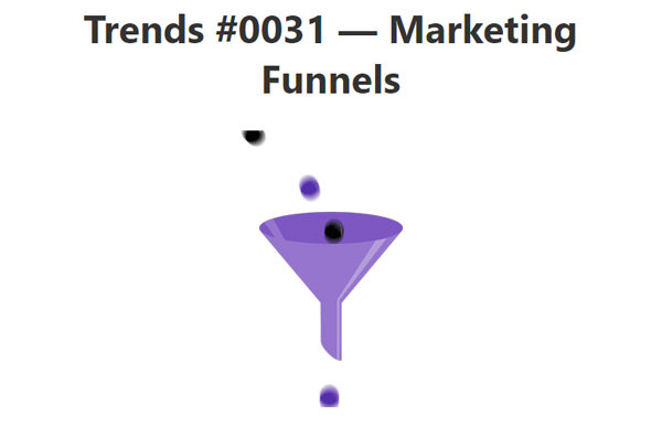 Marketing Funnels on Trends.vc