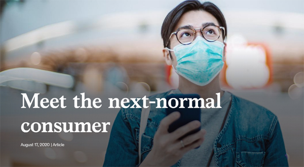 Meet the next-normal consumer