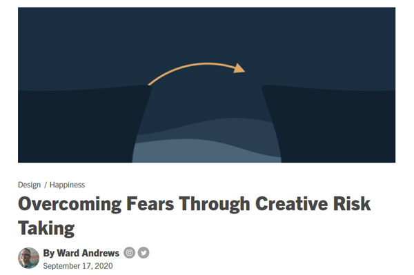 Overcoming Fears Through Creative Risk Taking