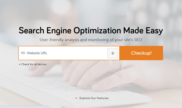 Tool to Test Your Website SEO