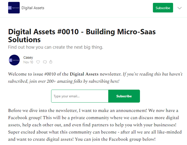 Micro-Saas Business Opportunities