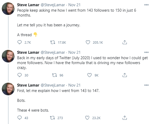 How to Get 16,000 Twitter Followers in 1 Day