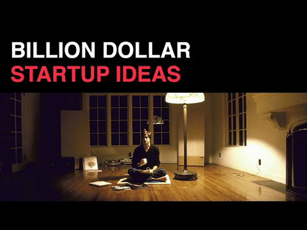 Billion dollar startup ideas with VC Gary Tan
